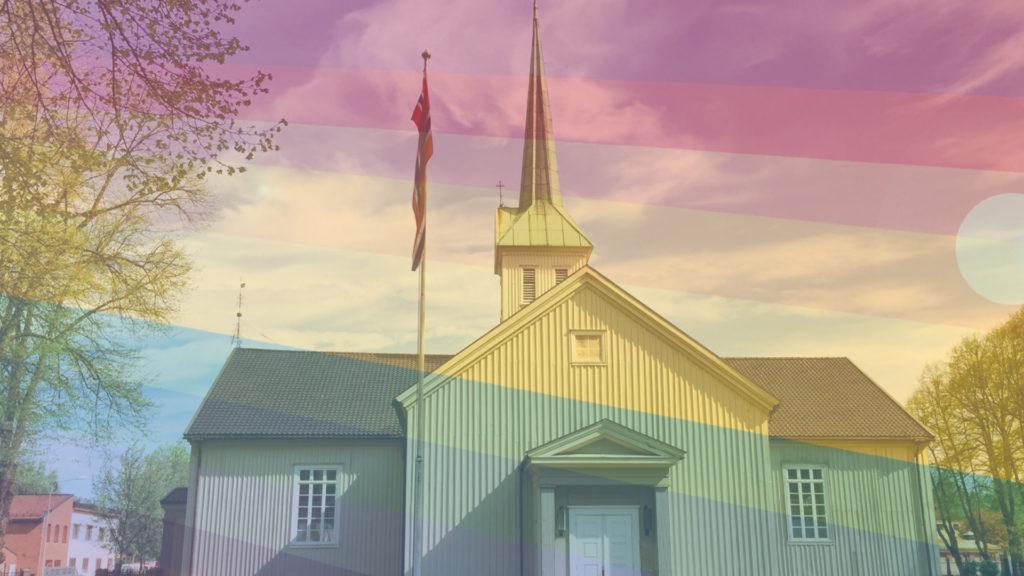 Velkommen til Regnbuemesse ❤️🧡💛💚💙💜 under Drammen Pride 2020.